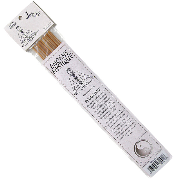 Jabou Mystic Relaxation Incense Sticks
