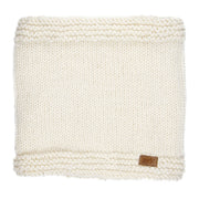 White Aspen Neck Warmer