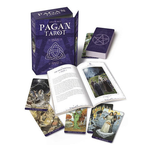 Pagan Tarot Kit: New Edition