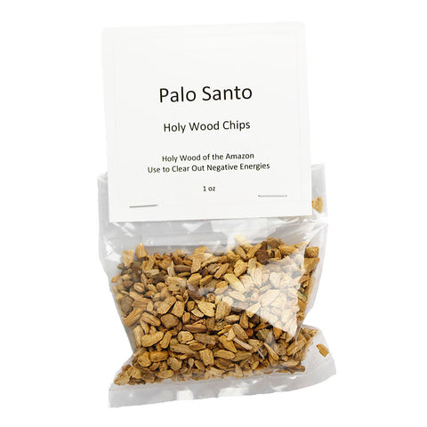 Palo Santo (Holy Wood) Chips 1oz