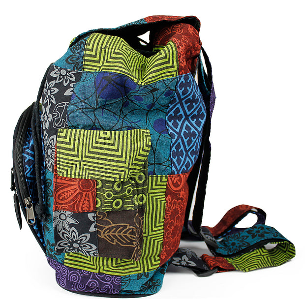 Petite Patch Pocket Knapsack