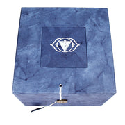 Third Eye (Navy) Singing Bowl Gift Set Medium