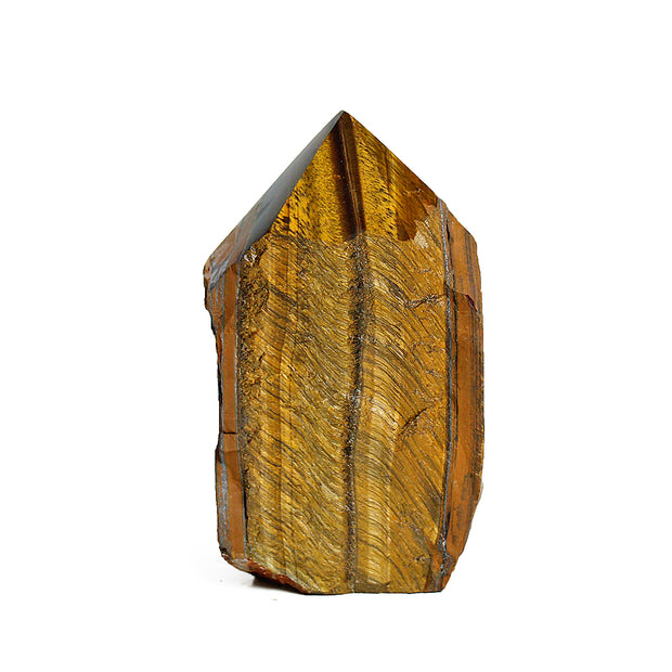 Tiger Eye Natural Point Specimen 1
