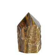 Tiger Eye Natural Point Specimen 3