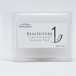 RealSuture 1-Layer Suture Pad