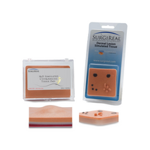 Load image into Gallery viewer, Product Bundle: Dermal Lesion Suture Pad & I&D Suture Pad