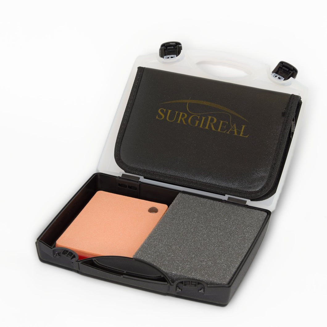 Small 5-Layer Light Skin Suture Training Kit with 5