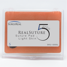 Load image into Gallery viewer, Product Bundle: Small RealSuture 1-Layer & 5-Layer Suture Pads