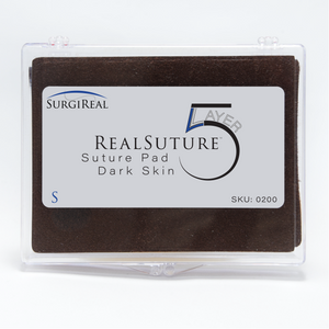Product Bundle: Small RealSuture 1-Layer & 5-Layer Suture Pads