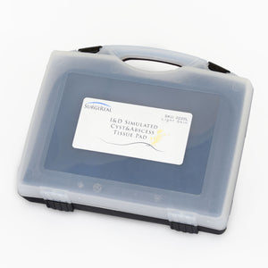 I&D Simulated Cyst/Abscess Pad Suture Training Kit