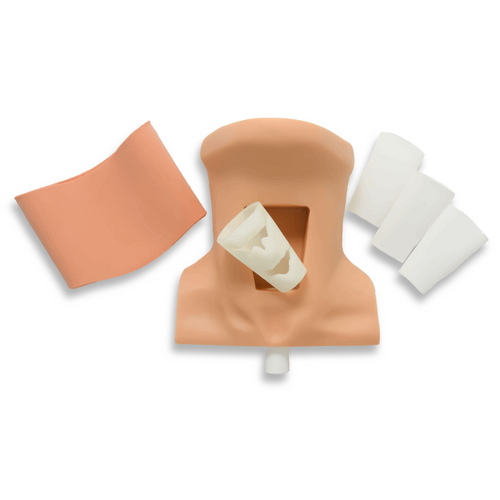 Replacement Cricothyrotomy Task Trainer Parts