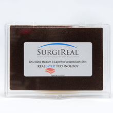Load image into Gallery viewer, Medium RealSuture 3-Layer Suture Training Kit