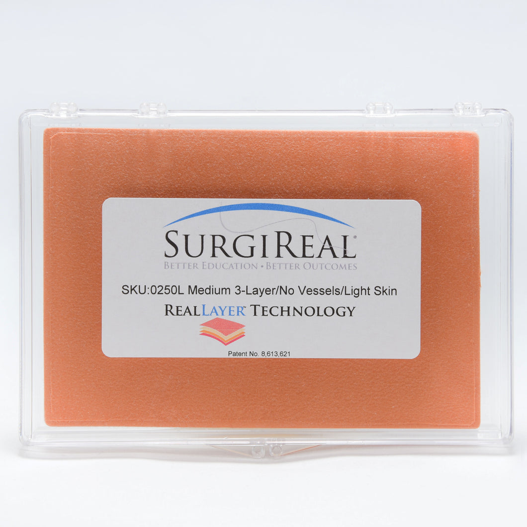 Medium RealSuture 3-Layer Suture Training Kit
