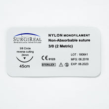 Load image into Gallery viewer, Nylon Suture