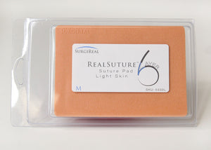 Medium RealSuture 6-Layer Suture Pad