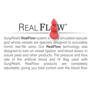 RealFlow Suture Pad