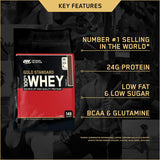 Gold Standard 100% Whey 4540g