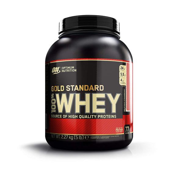 Gold Standard 100% Whey 2270g