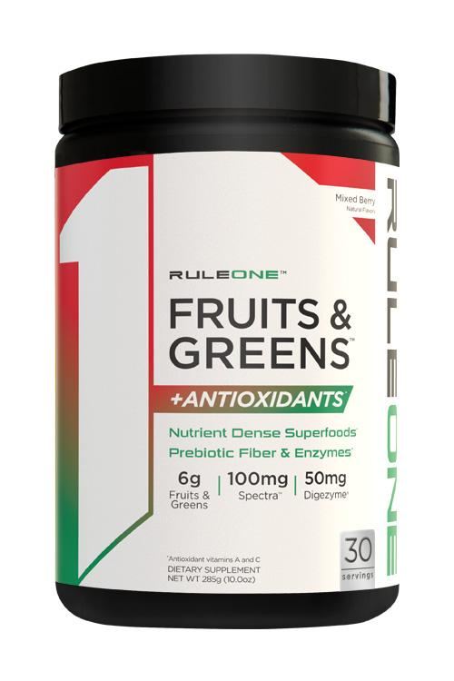 R1 Fruits & Greens + Antioxidants