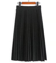 Load image into Gallery viewer, Mustnova Comfy Mid Calf Skirt
