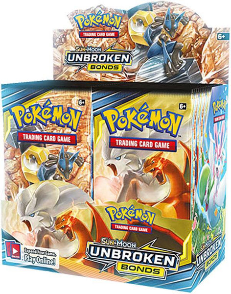 Unbroken Bonds - SOLO SEALED Booster Box Live Breaks