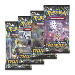 Lost Thunder Single Booster Pack