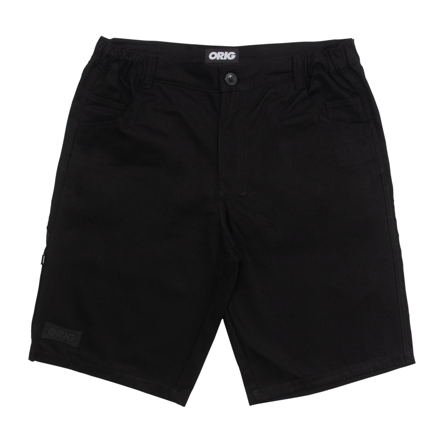 BIG SHORTS UNITED BLACK