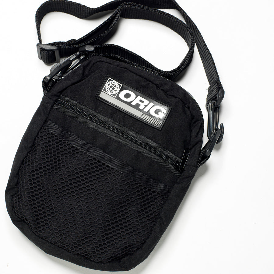 SHOULDER BAG WORLDWIDE BLACK