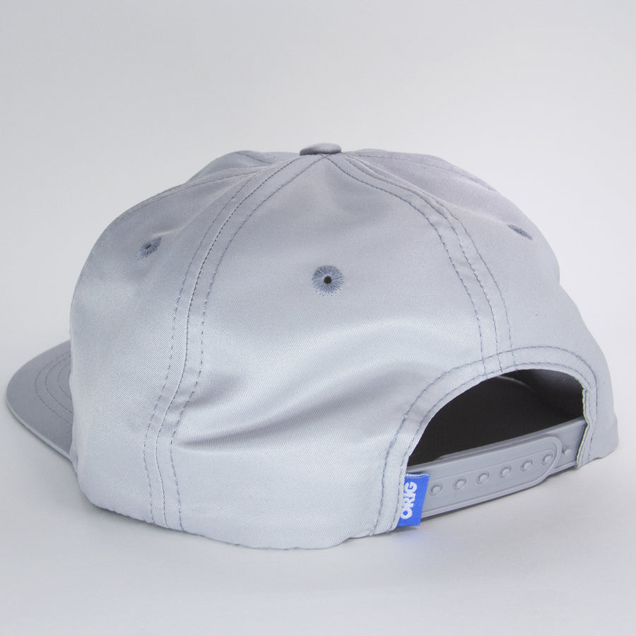 HAT 6 PANEL UNITED ULTIMATE GRAY