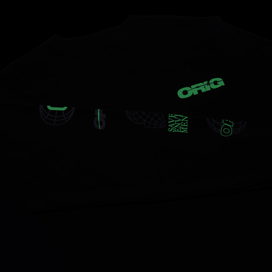 LONG SLEEVE SYE GLOW IN THE DARK