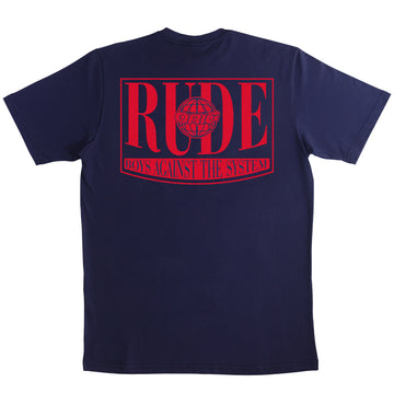 RUDE BOYS NAVY