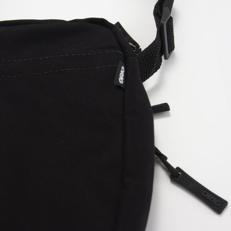 SHOULDER BAG UNITED BLACK