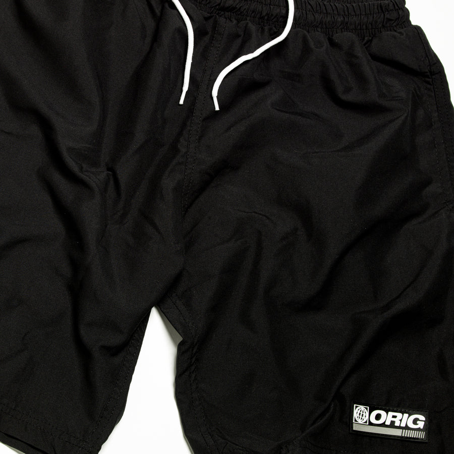 SWIM SHORTS WORLDWIDE BLACK