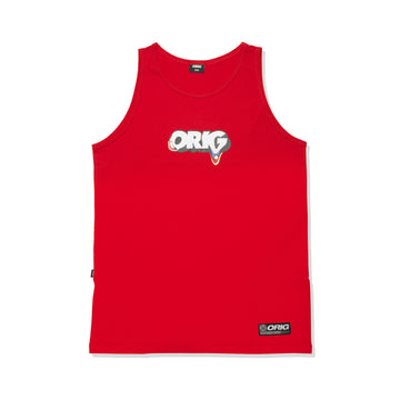 TANK TOP ECSTASY RED