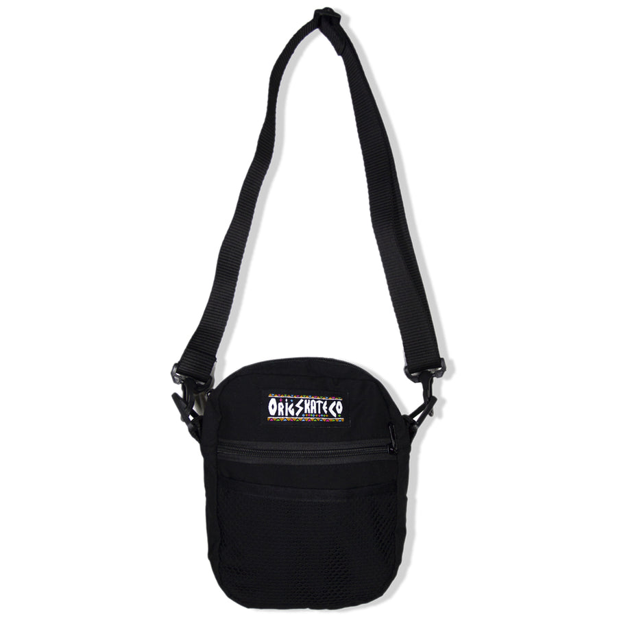 SHOULDER BAG RIGHT THING BLACK