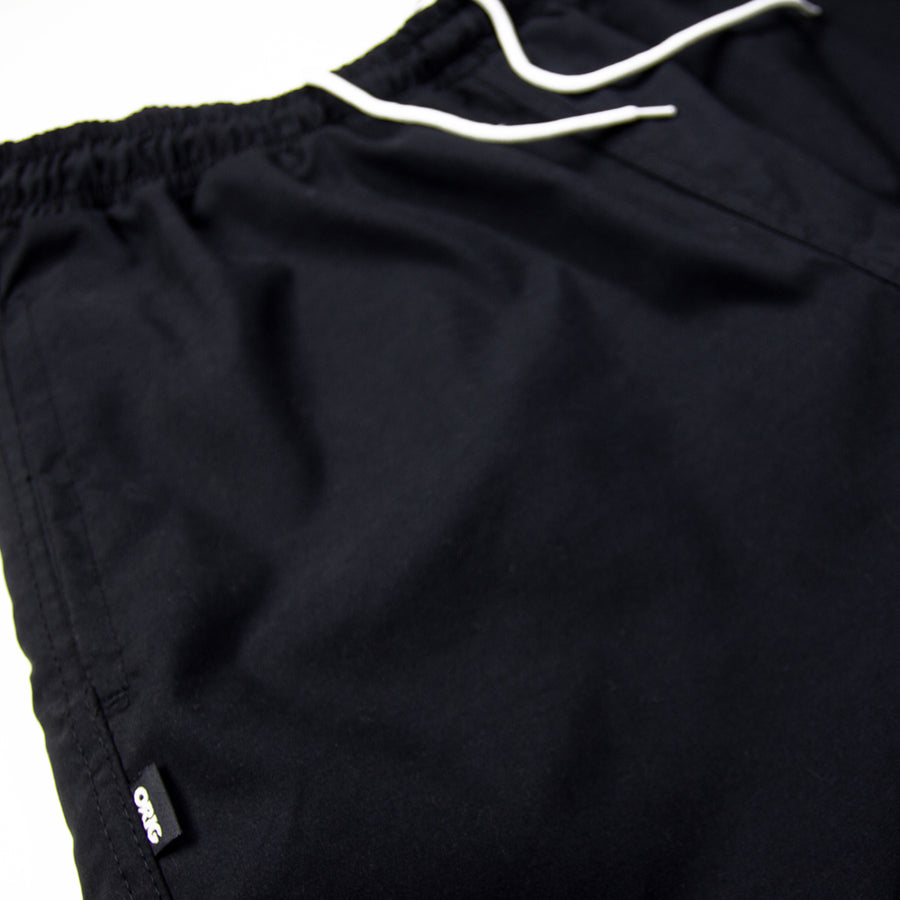 SWIM SHORT RIGHT THING BLACK