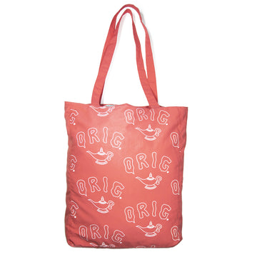 TOTE BAG REVERSIBLE DESIRE CORAL