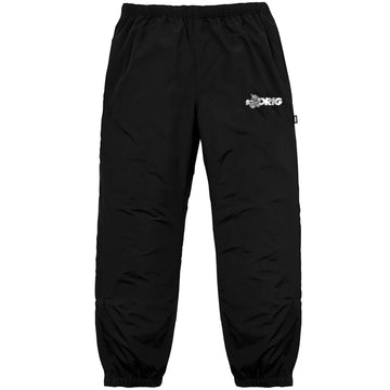 WATER RESISTANT PANTS COREXPLOSION BLACK