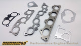 Exhaust Manifold Gasket, for Honda Acura Accord Odyssey CL F22B, OEM: 18115-P0A-003