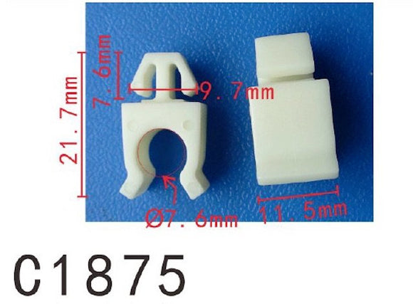 20PCS AUTOBAHN88  Rod Hood Support Prop Retainer Clip Fit For FORD