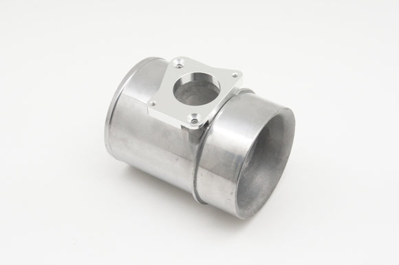 Aluminum Air Flow Meter Adapter (AFM) 80mm (3.1