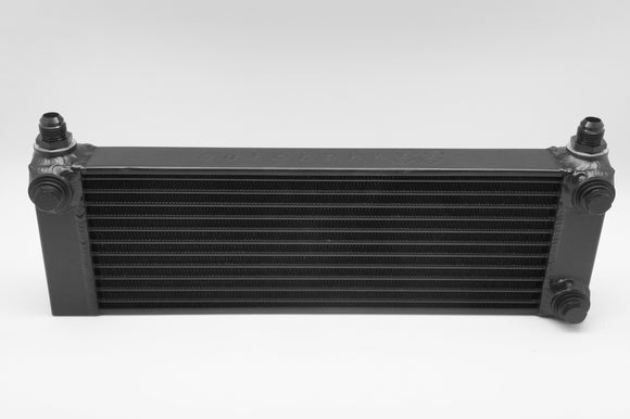 High Performance Racing Oil Cooler Tank 11 Rows, Core Size L410 x H150 x W50mm (16.4