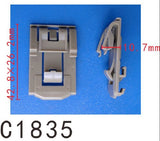 20pcs Fit GM Belt Moulding Clip 11547339 autobahn88