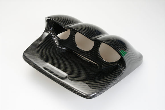 Carbon Fiber Triple 60mm (2.38