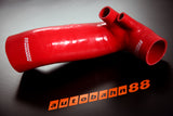 Silicone Induction Intake Hose for 1993-1998 Nissan Skyline R33 ECR33 GTS RB25DET