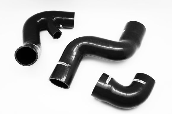 Silicone Intercooler Hose Kit for 2002-2005 Audi A4 B6 1.8T AEB ATW Quattro