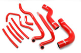 Silicone Induction Intake Hose for 1992-1996 Subaru Impreza WRX STi GC8 GF8 EJ20 Ver 1 2