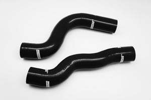 Silicone Intercooler Hose / Radiator Coolant Kit for 1989 Lancia Delta Integrale 2.0L 16V turbocharger