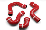 Silicone Intercooler Hose Kit for 2006 Audi A4 B6 1.8T Quattro Facelift