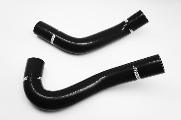 Silicone Radiator Coolant / Induction Intake Hose Kit for 1993-1999 Fiat Punto 1.4 GT Turbo 93-99